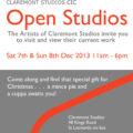 open studios invite